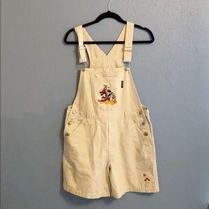 Vintage Mickey Overalls